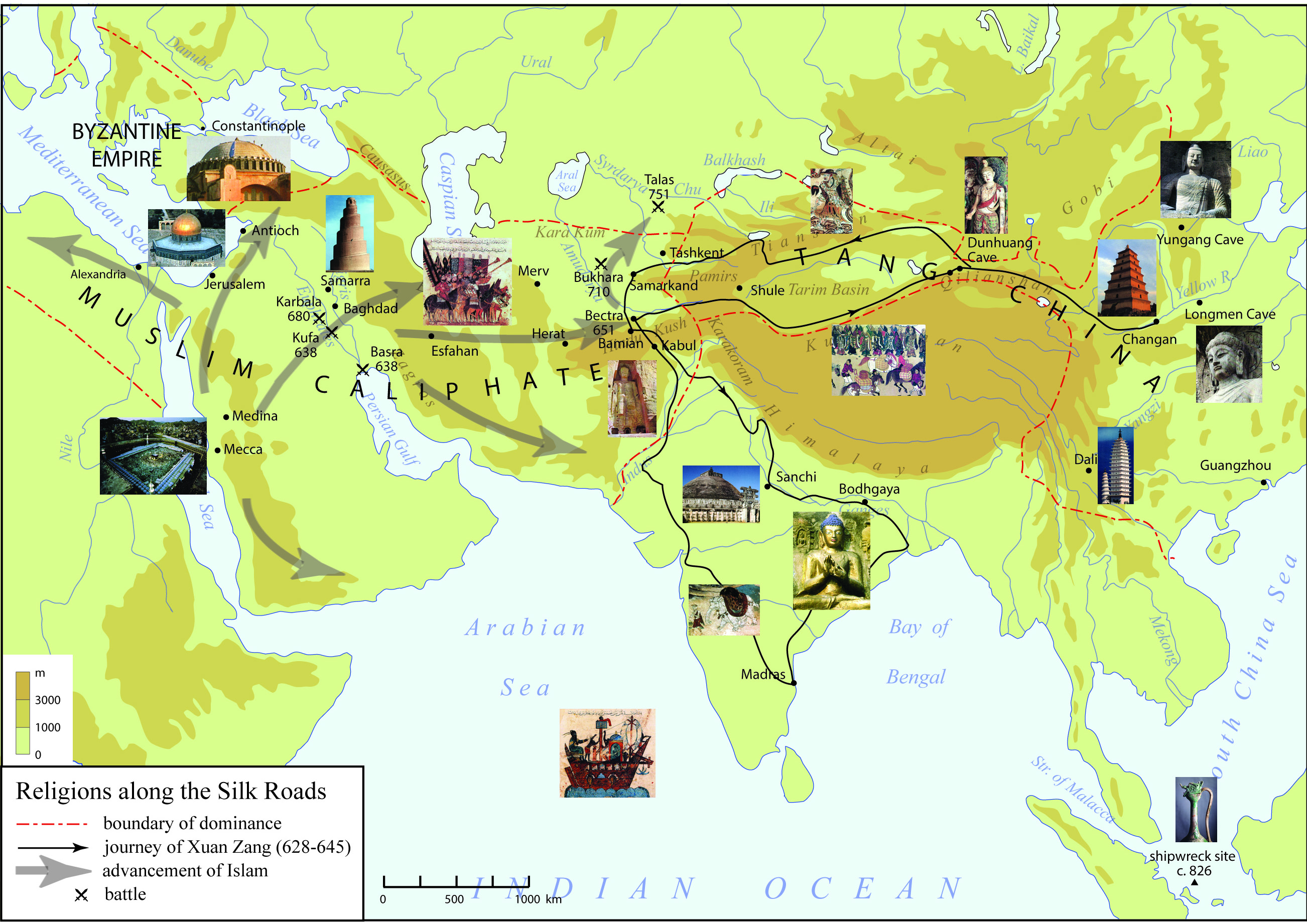 change in patterns of interactions along silk road Analyze continuities and changes in patterns of interactions along the silk roads from 200 bce to 1450 ce.